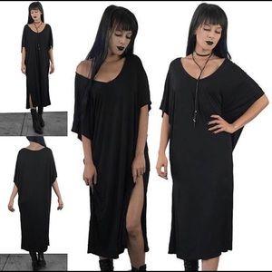 Foxblood Katie Oversized Dress 2X